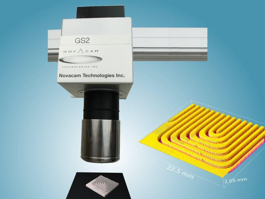 SurfaceInspect 3D metrology system