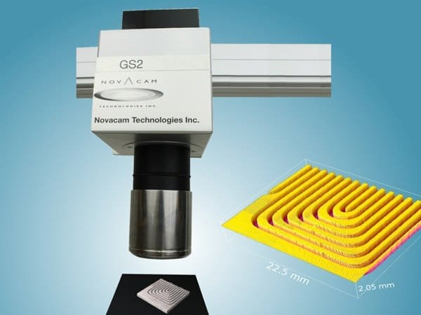 SurfaceInspect 3D metrology system