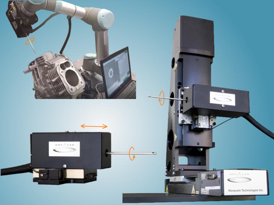 BOREINSPECT 3D metrology system