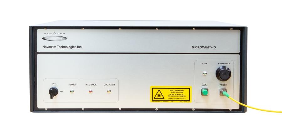 NOVACAM MICROCAM-4D Interferometer